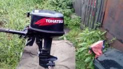 Tohatsu. 9,80л.с., 2-тактный, бензиновый, Год: 2008 год