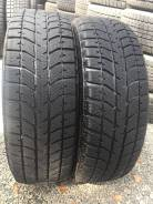 Bridgestone Blizzak WS-70. Зимние, без шипов, 2012 год, износ: 10%, 2 шт