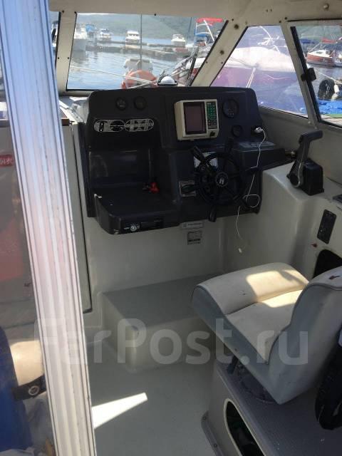 Yamaha FR-25. Год: 1992 год, длина 8,00м., двигатель подвесной, 175,00л.с., бензин