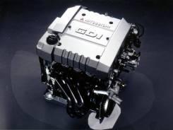 Двигатель в сборе. Mitsubishi: RVR, Dingo, Minica, Carisma, Dion, Aspire, Legnum, Lancer, Lancer Cedia, Galant Двигатель 4G93