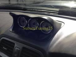 Подиум. Subaru Impreza WRX STI, GGB, GD, GDB