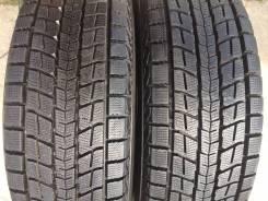 Dunlop Winter Maxx SJ8. Зимние, без шипов, 2013 год, износ: 5%, 2 шт