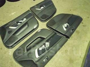 Дверные обшивки Субару. Subaru Legacy