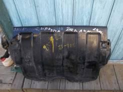 Защита двигателя. Mitsubishi Pajero Junior, H57A