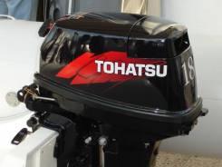 Tohatsu. 18,00л.с., 2-тактный, бензиновый, Год: 2014 год