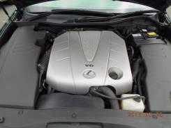 Двигатель в сборе. Lexus GS350, GRS191 Toyota Crown, GRS204 Toyota Mark X, GRX133 Двигатель 2GRFSE