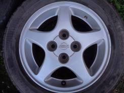 """Nissan. 5.5x14"""", 4x100.00, ET40, ЦО 59,1мм."""