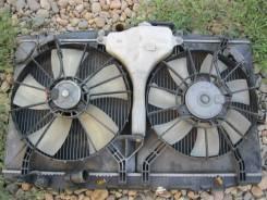 Радиатор охлаждения двигателя. Honda Accord, CL7, CL9, CL8 Двигатели: K20Z2, K20A