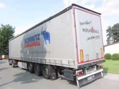 Schmitz SO1. Прицепы, 39 000 кг.