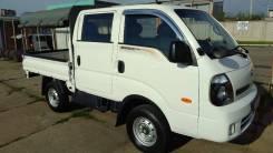 Kia Bongo III. Двухкабинный полноприводный грузовик, 2 500 куб. см., 1 500 кг.