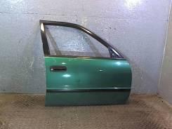 Дверь боковая Toyota Corolla E11 1997-2001, правая передняя