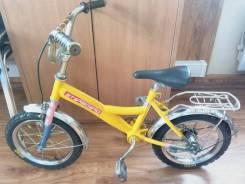 Велосипед детский (с 3х - 4х лет)