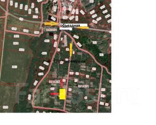 Продам земельный участок с. Краснореченское. 1 000 кв.м., собственность, от агентства недвижимости (посредник)