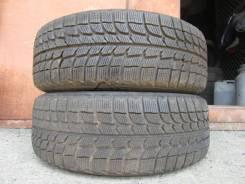 Michelin X-Ice. Зимние, без шипов, 2004 год, 10%, 2 шт