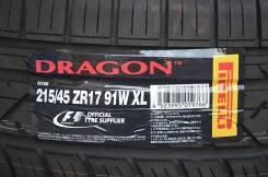 Pirelli Dragon. Летние, 2015 год, без износа, 4 шт