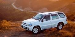 Расширитель крыла. Nissan Terrano, R50