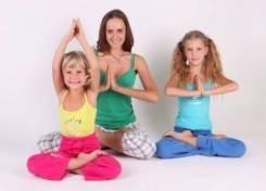 Оздоровительная йога для детей