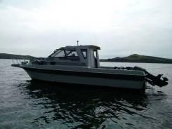 Yamaha FR-25. Год: 1990 год, длина 8,00м., двигатель подвесной, 175,00л.с., бензин