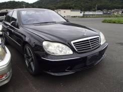 Лампа ксеноновая. Mercedes-Benz S-Class, W220