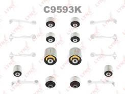 Комплект сайлентблоков рычагов подвески   перед   (содержит C8025, C8026, C8027, C8028) AUDI A4 1.6-2.8 95-00 / A6 1.8-4.2 97-05, SKODA Superb 1.8T-2....