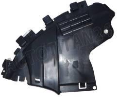 Защита бампера RENAULT SANDERO 10- LH SAT ST-DC31-000B-2