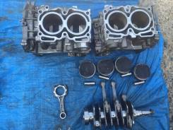 Двигатель в сборе. Subaru Impreza WRX STI, GC8, GF8, GD, GDB Subaru Forester, SG9L, SF5, SG5, SG9 Subaru Legacy Двигатель EJ22