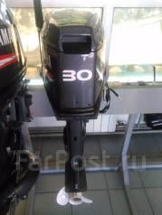 Yamaha. 30,00л.с., 2-тактный, бензиновый, нога S (381 мм), Год: 2018 год. Под заказ