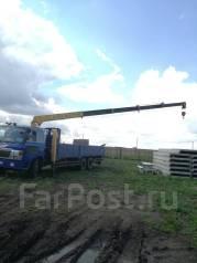 Hino. Продам грузовик с манипулятором, 15 600 куб. см., 150 000 кг.