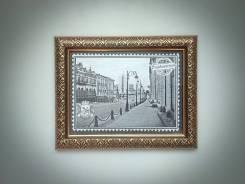 """Авторская фотография """"Улица Светланская""""."""