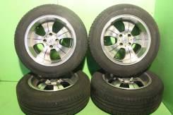 Шины с дисками Michelin 185/65/15, диски Manaray Sport VR 5x100. ЛЕТО. 6.5x15 4x100.00 ET35 ЦО 67,0мм.