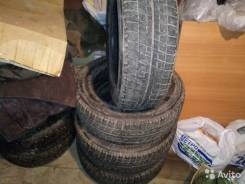 Bridgestone Blizzak Revo. Зимние, без шипов, 2013 год, износ: 20%, 4 шт
