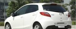Спойлер. Mazda Demio, DE3FS, DE3AS, DE5FS, DEJFS Двигатели: ZJVEM, ZJVE, ZYVE, P3VPS