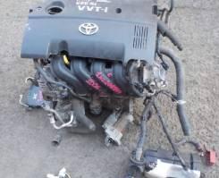 Двигатель в сборе. Toyota Corolla Fielder, NZE121, NZE121G Двигатель 1NZFE