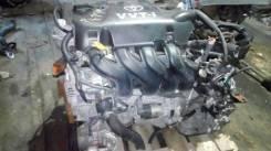Двигатель в сборе. Toyota Corolla Spacio, NZE121N, NZE121 Двигатель 1NZFE