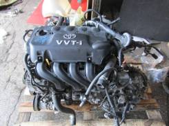 Двигатель в сборе. Toyota ist, NCP61 Двигатель 1NZFE