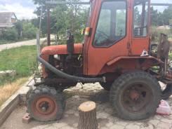 Самодельная модель. Продаётся самодельный трактор, 1 000 куб. см.