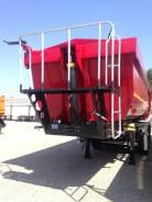 Нефаз 9509-30. Полуприцеп самосвальный нефаз 9509, 31 400 кг.