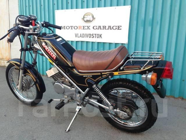 Honda Raccoon 50, 1980. 49куб. см., исправен, без птс, без пробега
