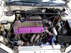 Двигатель в сборе. Mitsubishi Lancer Evolution, CT9A, CN9A, CP9A