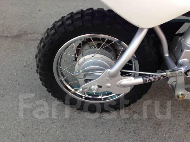 Honda CRF 50F. 50куб. см., исправен, без птс, без пробега
