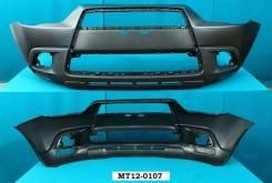 Бампер. Mitsubishi Outlander Mitsubishi RVR, GA4W, GA3W Mitsubishi ASX, GA1W, GA3W, GA2W