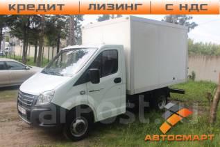 ГАЗ Газель Next. Изотермический фургон, , 2015г, в Новосибирске, 2 690 куб. см., 1 500 кг.