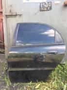 Стекло боковое. Chevrolet Lanos