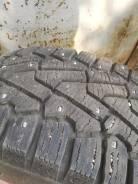 Pirelli Winter Ice Zero. Зимние, шипованные, износ: 30%, 4 шт