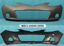 Бампер. Mazda Demio, DE3AS, DE3FS, DE5FS, DEJFS