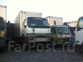 Mitsubishi Canter. Mitsubishi-Canter,4WD, мостовой фургон., 4 600 куб. см., 3 000 кг.