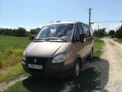 ГАЗ 2217 Баргузин. Продается ГАЗ 2217 Соболь, 2 000 куб. см., 6 мест