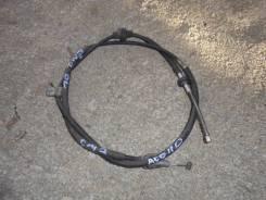 Тросик ручного тормоза. Honda Accord, CM2 Двигатель K24A