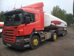 Scania. Продам седельный тягач скания в сцепке, 11 000 куб. см., 20 000 кг.