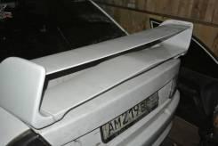Спойлер. Mitsubishi Lancer Evolution